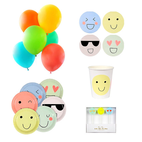 Emoji Party Set