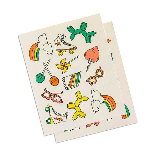 Good Times Birthday Stickies®