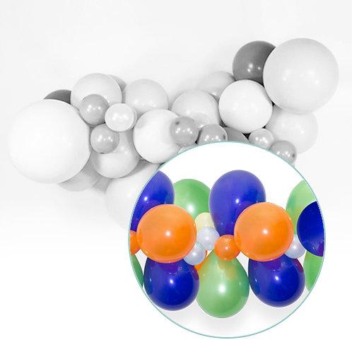 Let's Explore DIY Balloon Garland Set