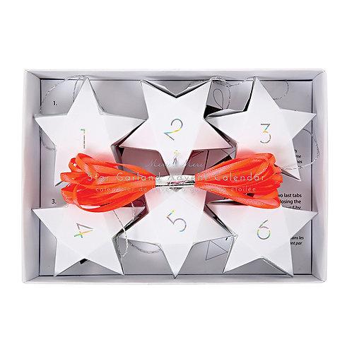 Star Boxes Advent Calendar