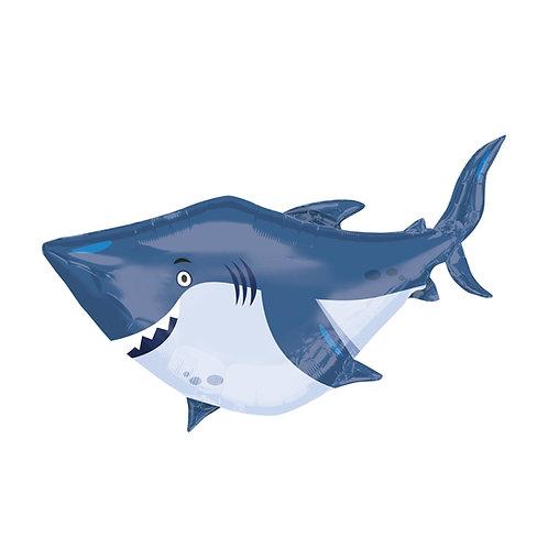 "32"" Ocean Buddy Shark Balloon"