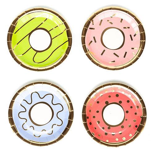 Donut Plates