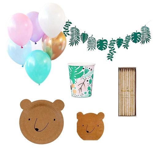 Tropical Bear Set