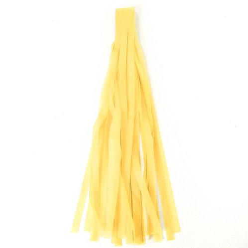 Light Yellow Tassel