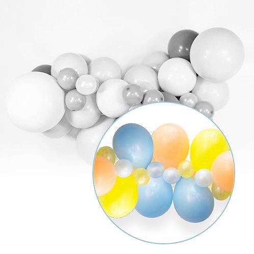 Silly Circus DIY Balloon Garland Set