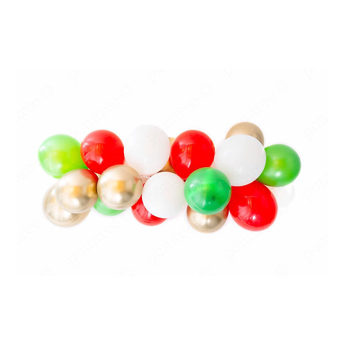 Christmas DIY Balloon Garland Sets