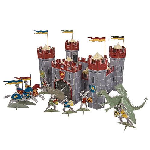 Brave Knights Centerpiece