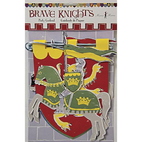 Brave Knights Garland