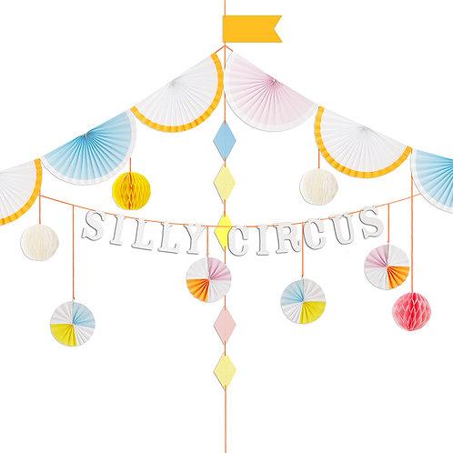 Silly Circus Garland