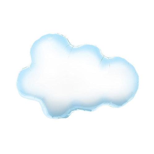"""30"""" Puffy Cloud Foil Balloon"""