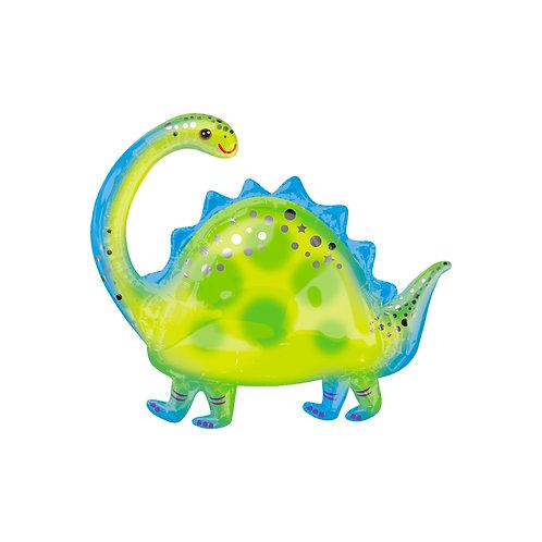 """Brontosaurus Super Shape 32"""" Balloon"""