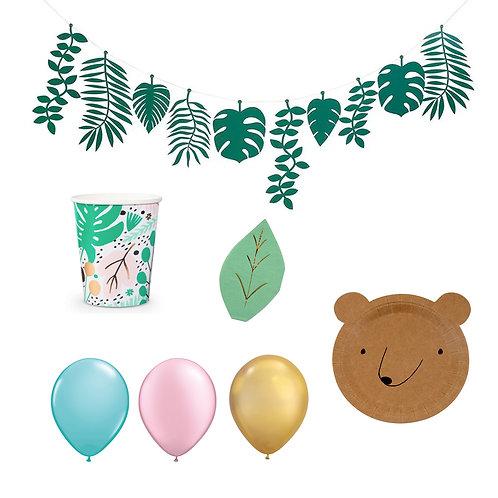 Little Tropical Bear Set