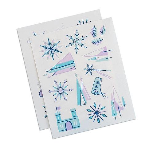 Ice Princess Stickies®