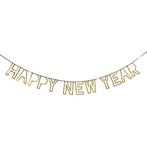New Year's Garland