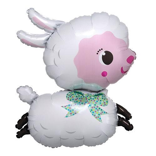 "28"" Lamby SuperShape"