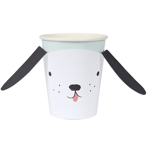 Floppy Eared Dog Cups
