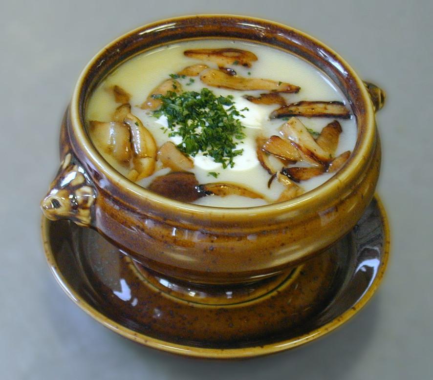 Receitas da Helena -Sopa Branca de Iogurte Yayla, a Herança Nômade.