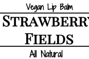 Strawberry Fields Lip Balm (Vegan)