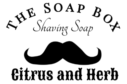 Citrus and Herb Shaving Soap