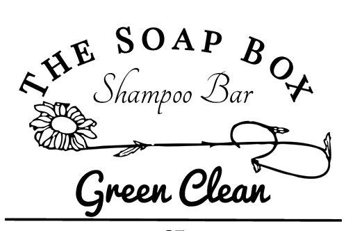 Shampoo Bar -- Green Clean
