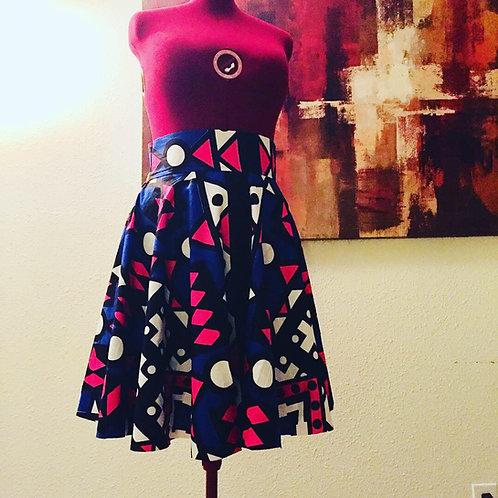 Keisha Swing Skirt