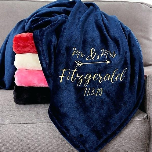 Embroidered Prayer Blankets