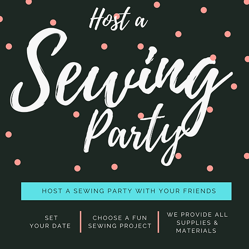 Book A Sewing Party