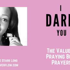 Daring to Pray