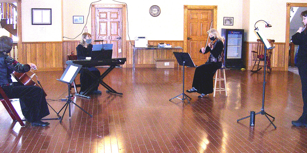 Highlands Classical Chamber Ensemble LIVE IN CONCERT