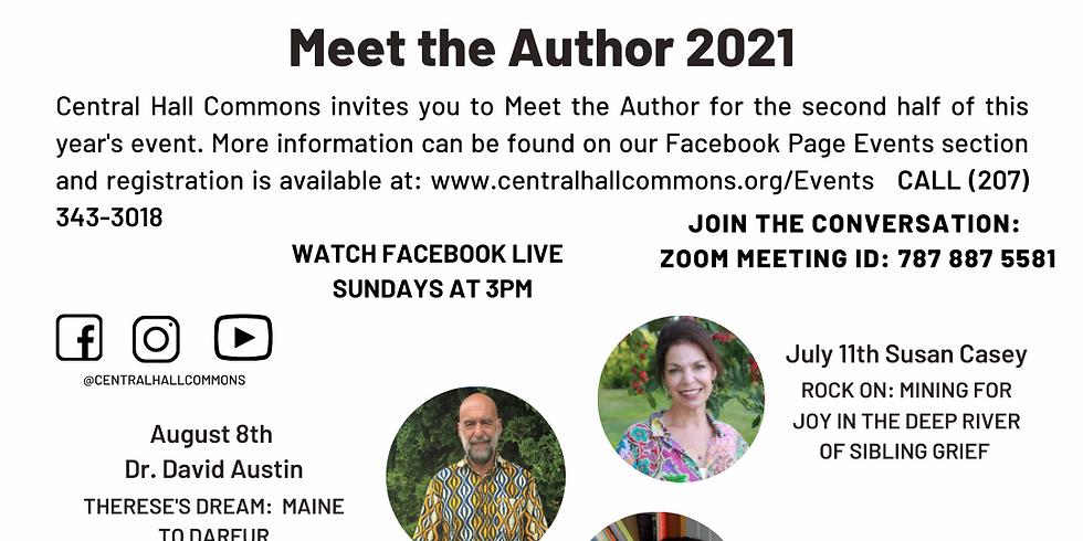 Meet The Author Series | Sundays at 3PM