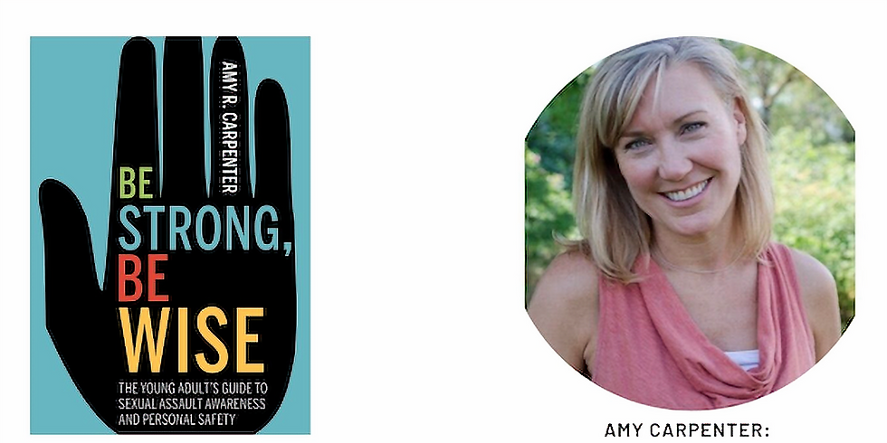 Meet The Author: Amy Carpenter