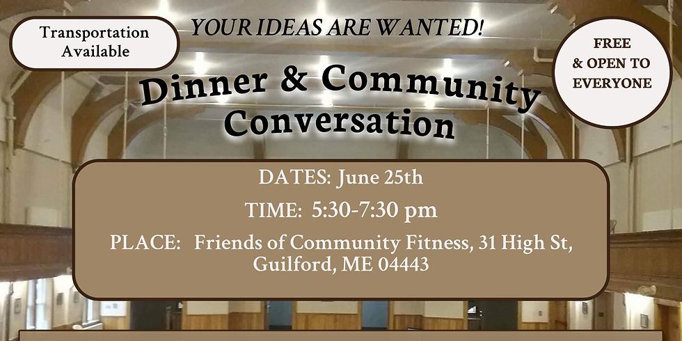 Guilford Community Dinner