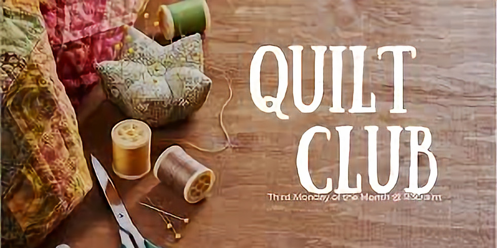 Adult Quilting Group