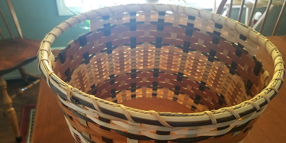 Intermediate Basket Making Workshop