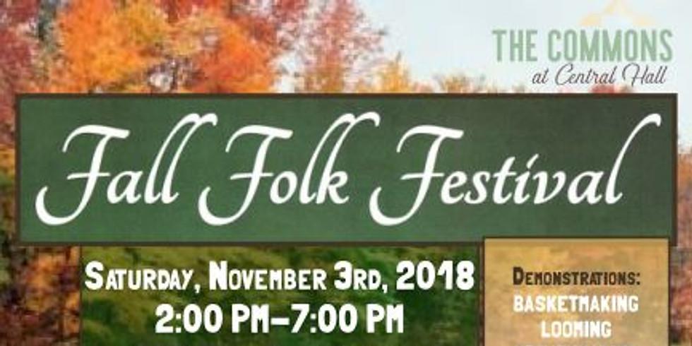 Fall Folk Festival