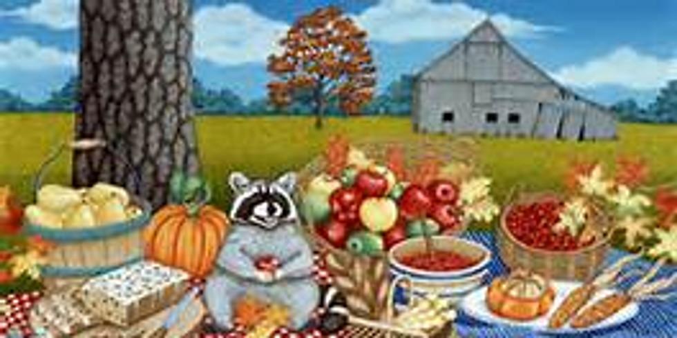 Harvest Potluck Supper
