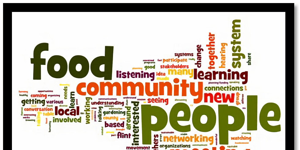 Guilford Community Conversations ~ The Possibilities Dinner