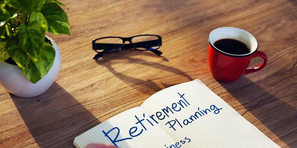 Dover-Foxcroft Coffee Talk: Retirement Planning