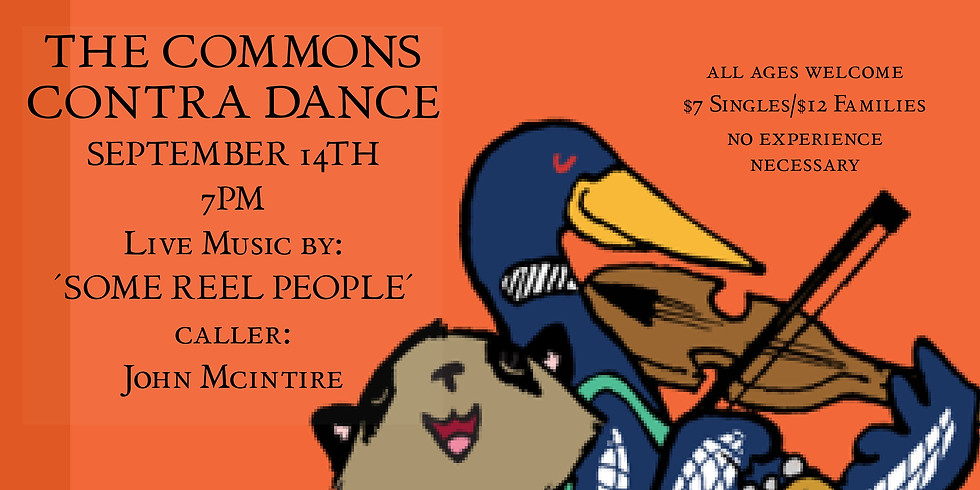 The Commons Contra Dance