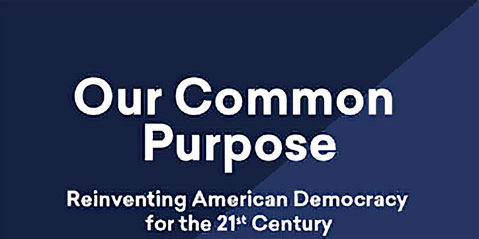 Common Conversation Our Common Purpose Series