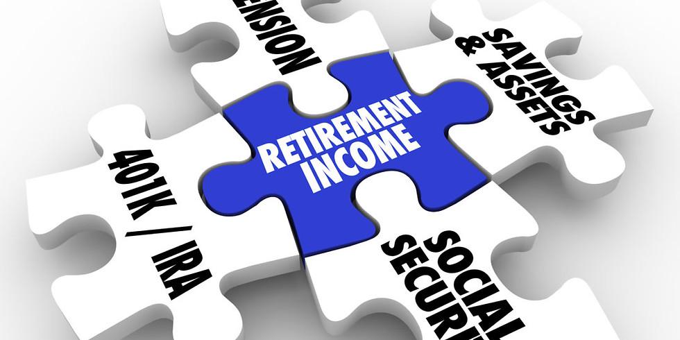 Retirement Income Planning Workshop