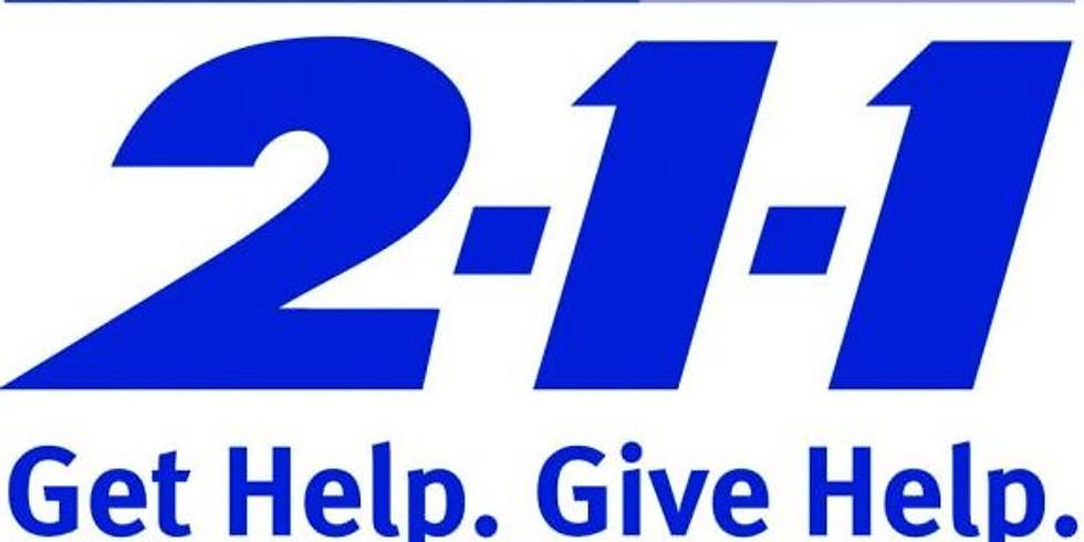 211 Provider Training Workshop