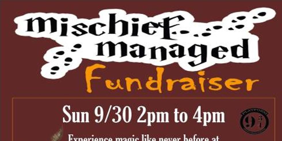 Mischief Managed Fundraiser