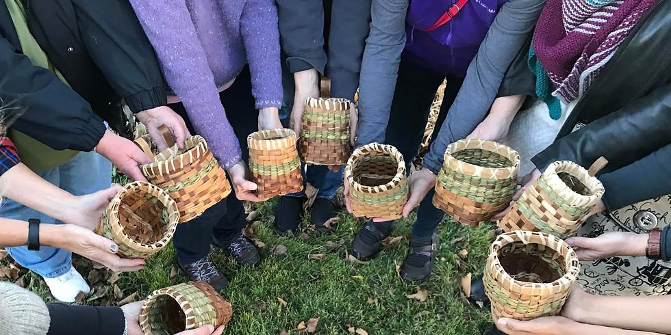Basketmaking Workshop