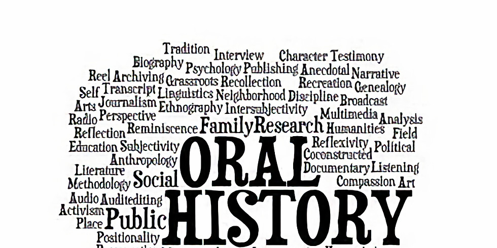 Oral History & Storytelling Project