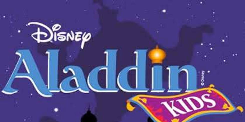 SeDoMoCha Stageworks Jr. Presents: Disney Aladdin Kids