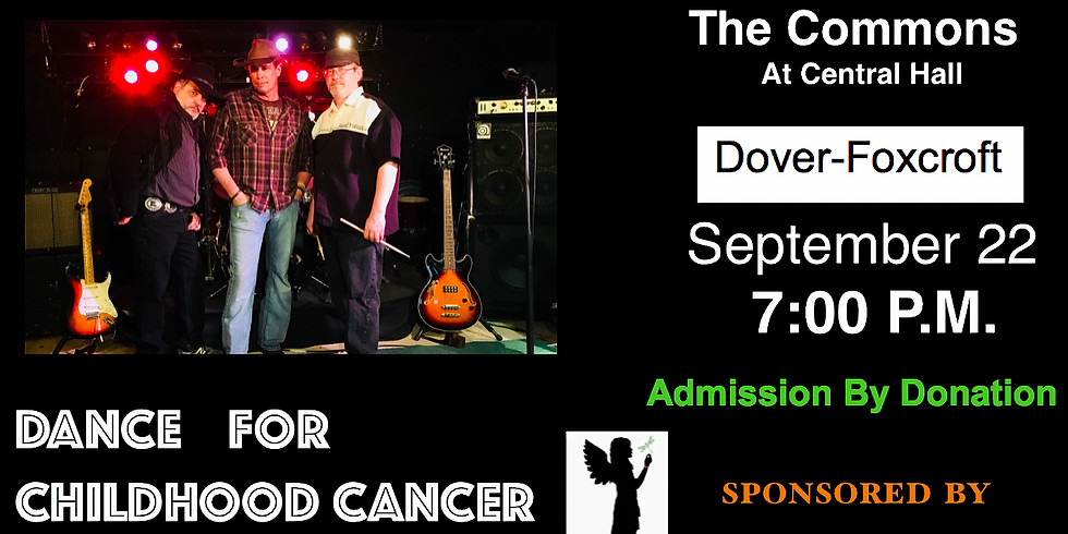 Dance for Childhood Cancer featuring The Honkeytonkers