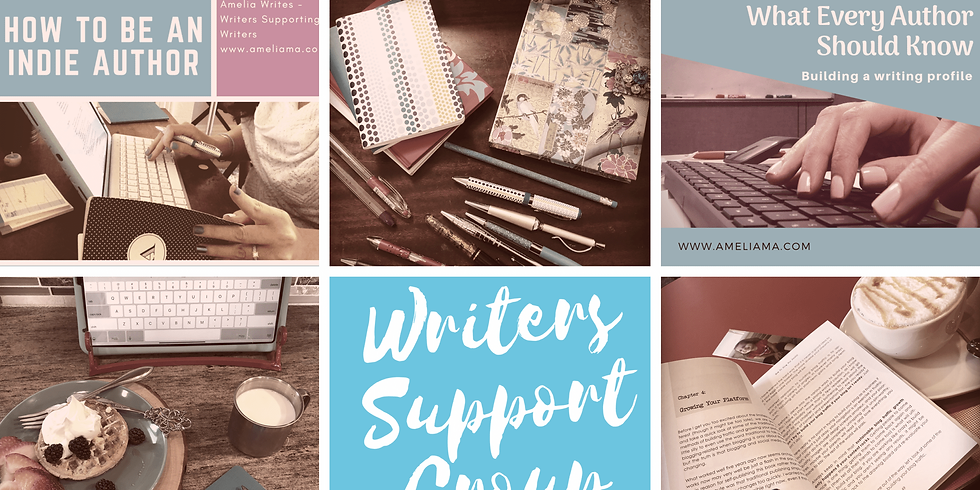 Writer's Support Group