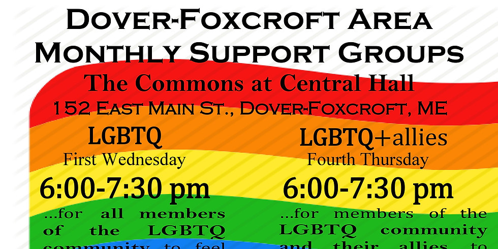 LGBTQ+allies Support Group