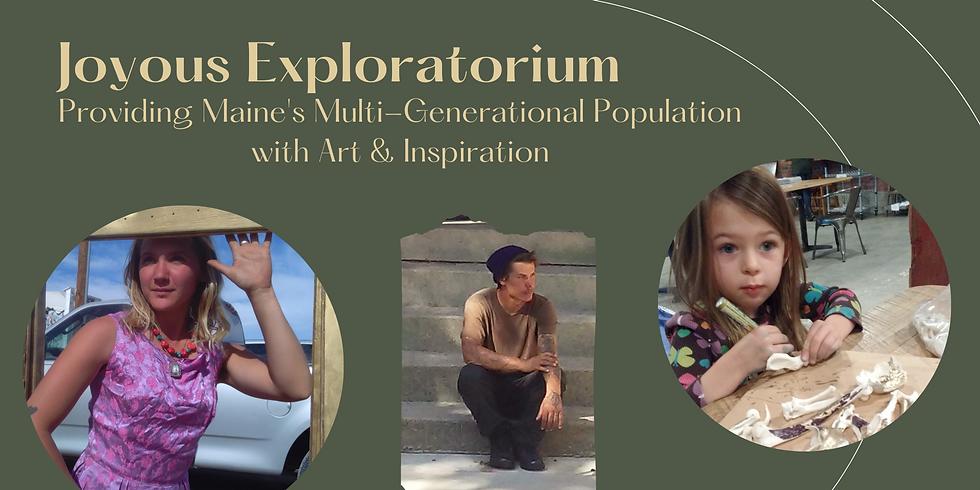 Common Conversation - The Joyous Exploratorium